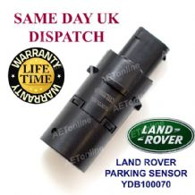 LAND ROVER PARKING SENSOR 3 PIN RANGE ROVER MKIII L322 YDB100070